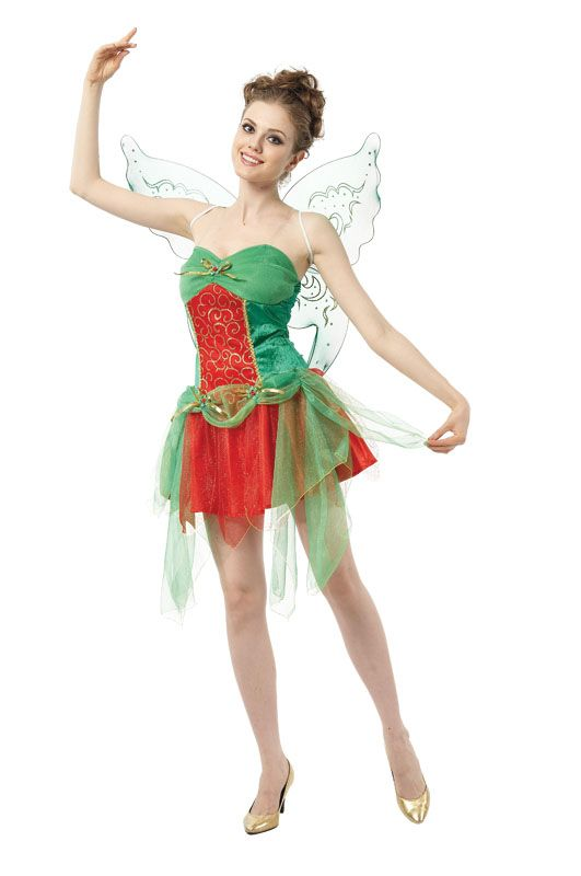 Christmas Fairy Costume | Christmas | New Year | Pinterest ...