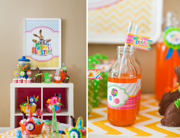 Easter Party Ideas Inspired By Hop The Movie Kids Party Decorations Hoppy Easter Easter Party