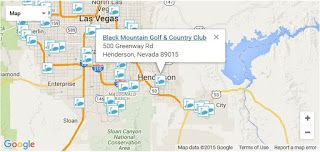 Henderson Golf Courses Las Vegas Golf Las Vegas Nevada