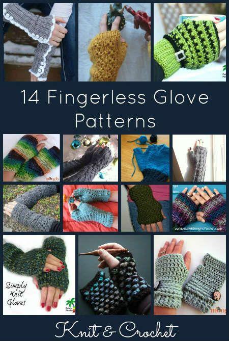 14 Free Fingerless Glove Patterns By Fingerless Gloves Gloves And