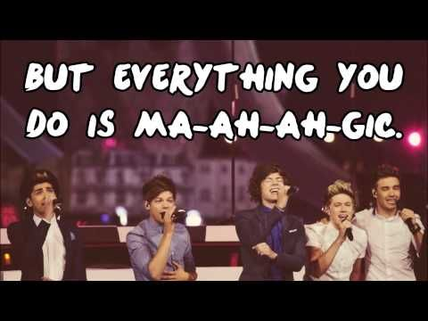 Magic one direction скачать
