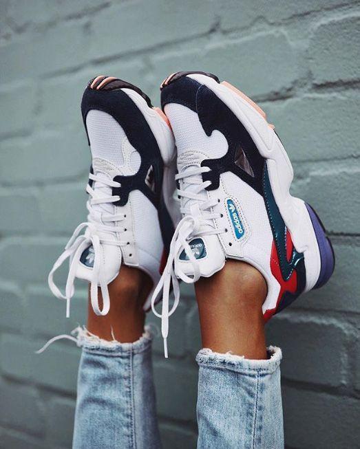 WANTED : cette jolie paire d'Adidas Facon multicolores
