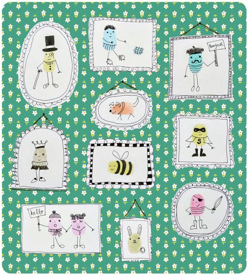 Tip 8 laat kinderen een fantasiewereld tekenen met eigen for Eigen badkamer tekenen