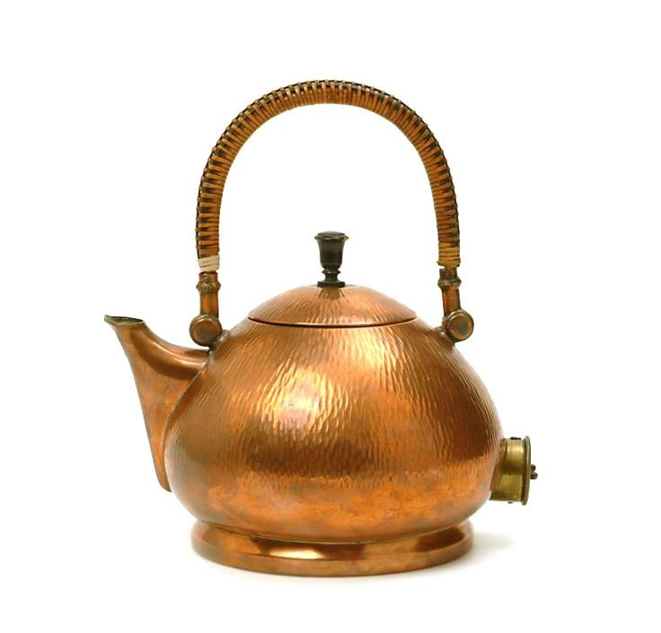 Chantal Classic Tea Kettle Made In Germany Peter Behrens 1868 1940