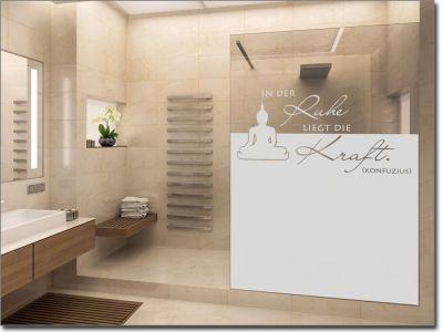 Milchglasfolie Badezimmer ~ Fensterfolie als sichtschutz für bad maßanfertigung