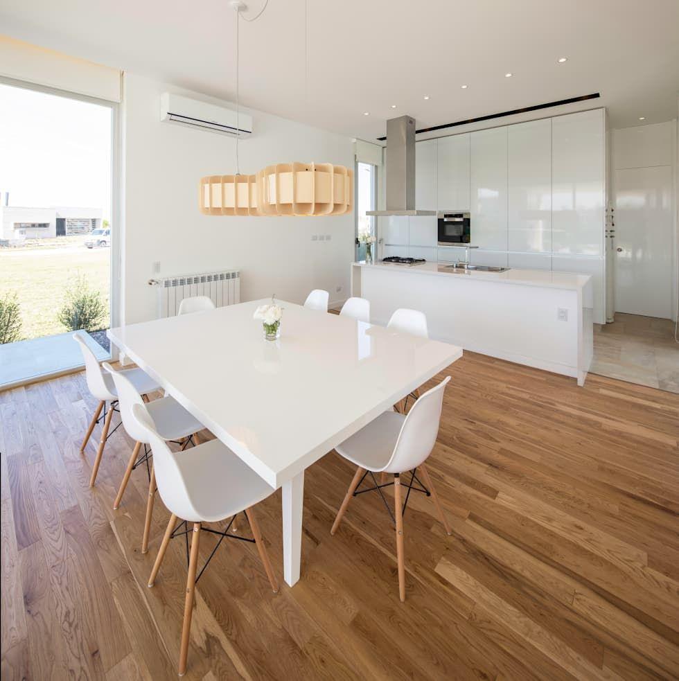 Im genes de decoraci n y dise o de interiores casa for Comedor estilo minimalista