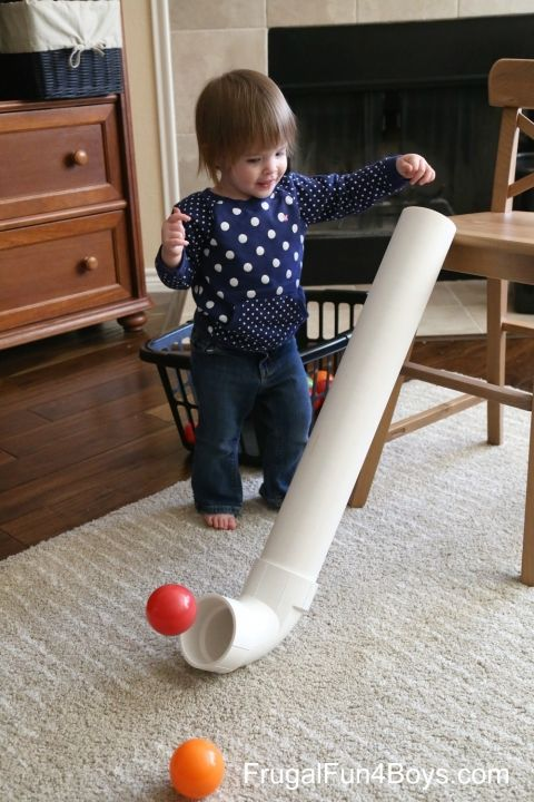 10 Ball Games for Kids – Ideas for Active Play Indoors! – Frugal Fun For Boys and Girls