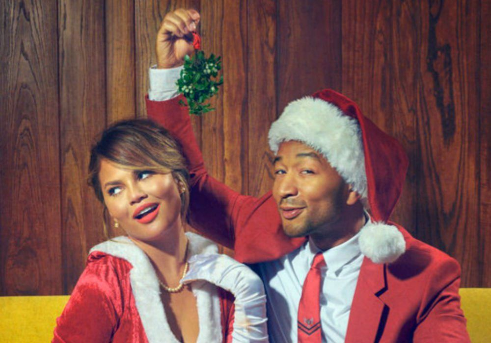 John Legend And Chrissy Teigen Bring A Legendary Christmas Holiday Musical Special To Nbc Holiday Musical Christmas Makes John Legend