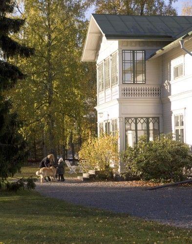 Sanctuary: Florsjö Gård