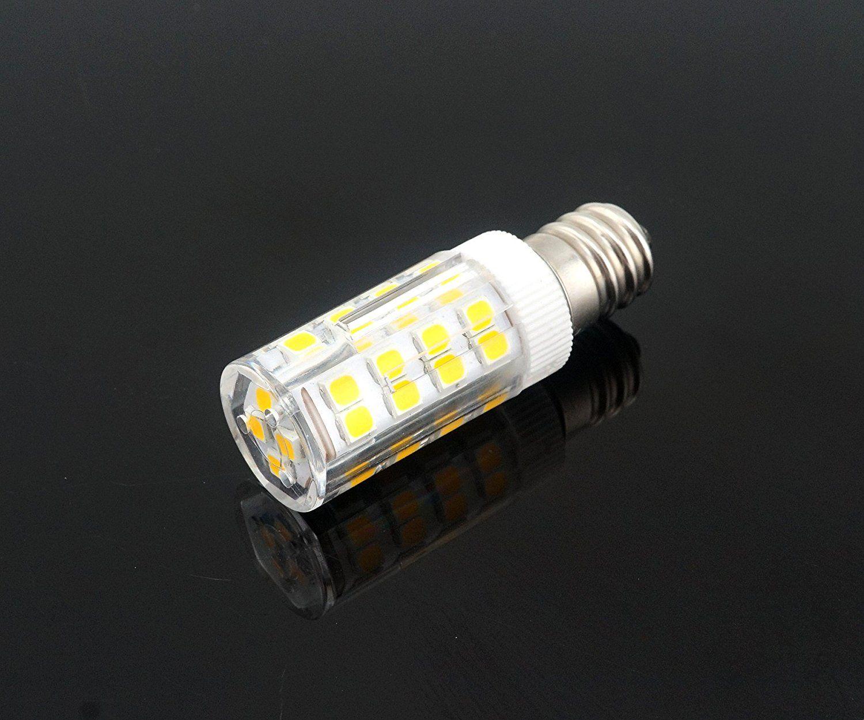 Bonlux E12 Candelabra Led 40w Equivalent 2800k Warm White T3 T4 Candelabra Base E12 Led Replacement Omni Directional E12 Bulb Light Decorations Candelabra Led