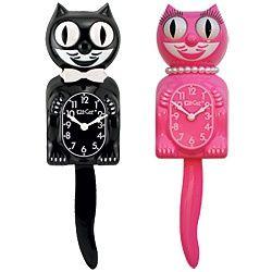 #kitcat #clocks #design #gcucine www.gcucine.com.br