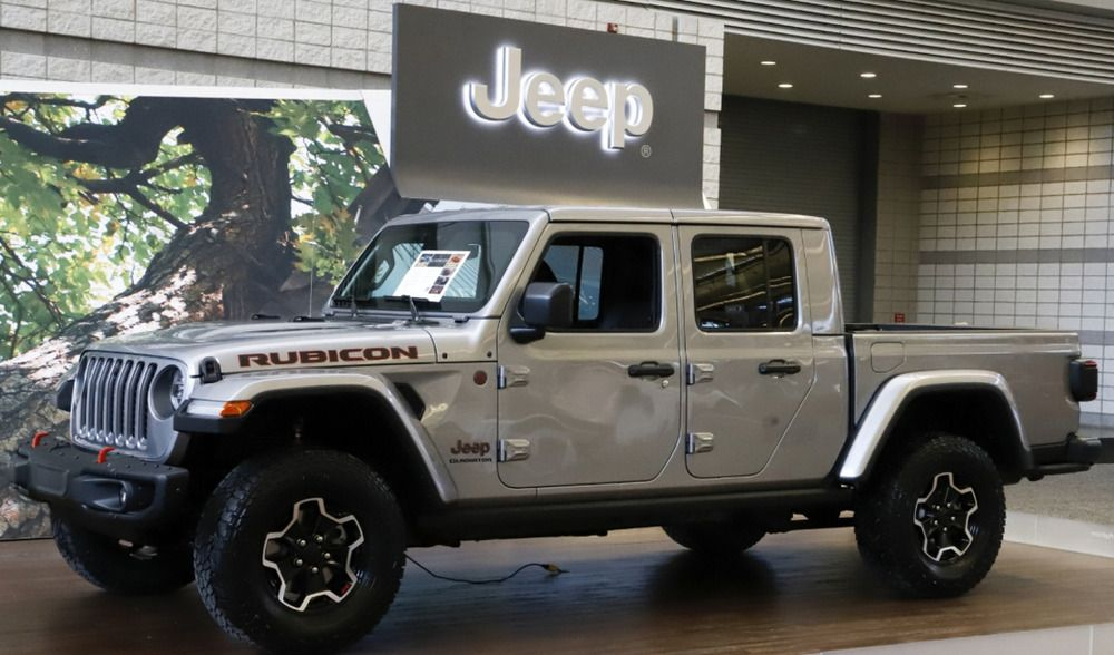For Sale 2020 Jeep Gladiator Rubicon 2020 Jeep Gladiator Rubicon Silver Jeep Gladiator Jeep Jeep Truck