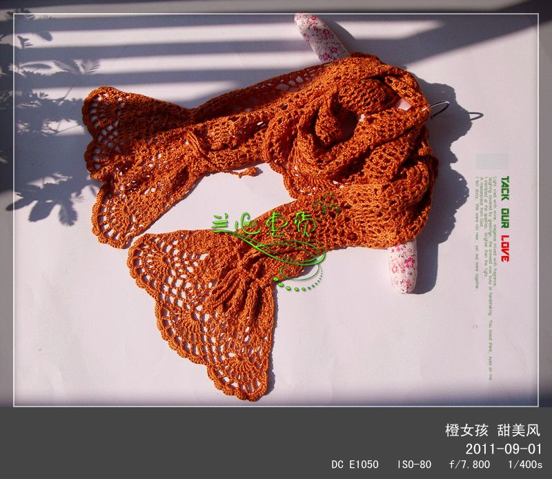 crochet patterns scarves and shawls | Crochet Lace Scarf Pattern ...