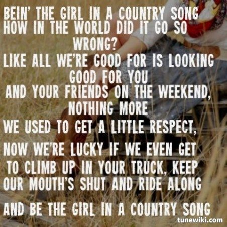 Most Accurate Song Playing On Country Radio Right Nowcant Repin