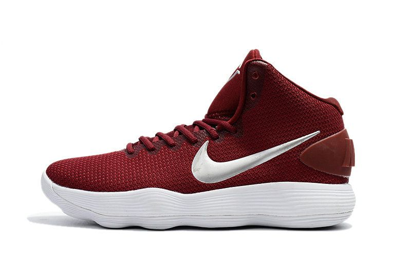 Free Shipping Only 69 Nike Hyperdunk 2017 EP Wine Red Knight