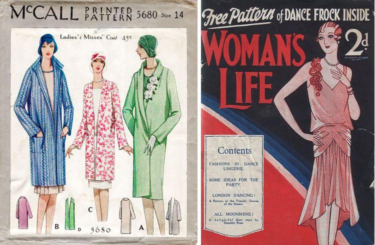 Más 83.500 patrones vintage disponibles ahora gratis online ... 2d7e3092128
