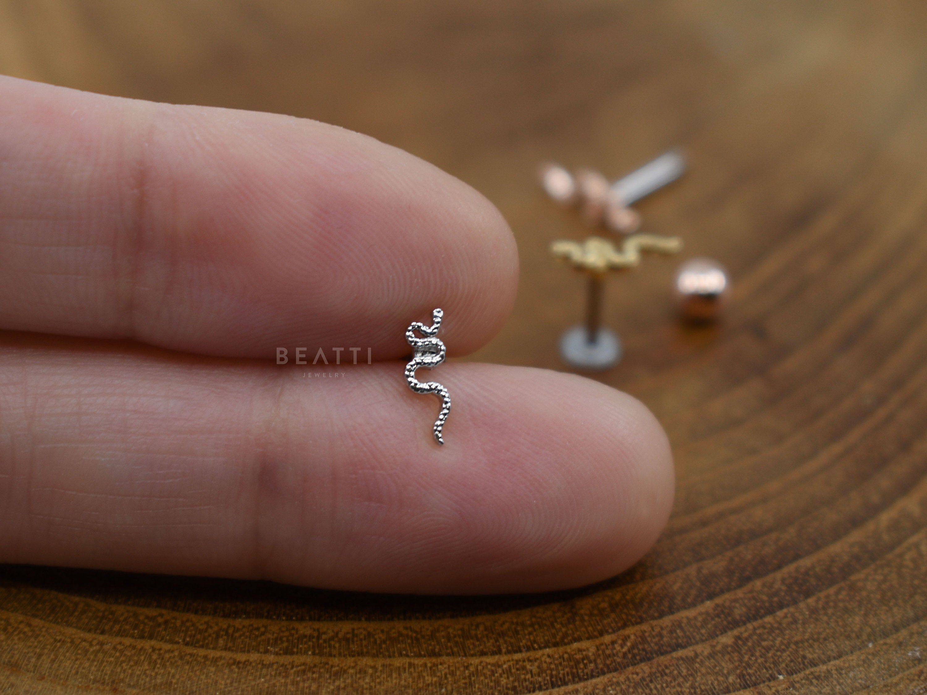 Multi Crystal Stone Foot Design 925 Sterling Silver Belly Button Piercing Ring Jewelry