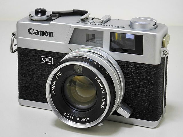 A Brief History of the Canon Canonet Rangefinder (с ...