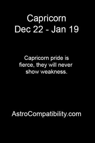Everything about a #Capricorn is fierce  Our attitude  Our ambition