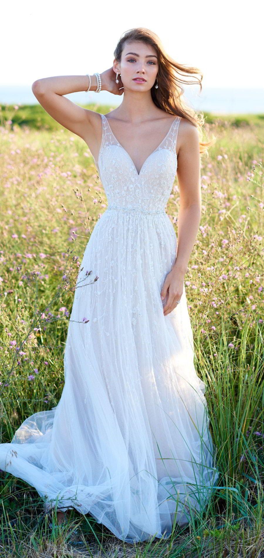 Spring wedding dresses from mon cheri bridals u stunning