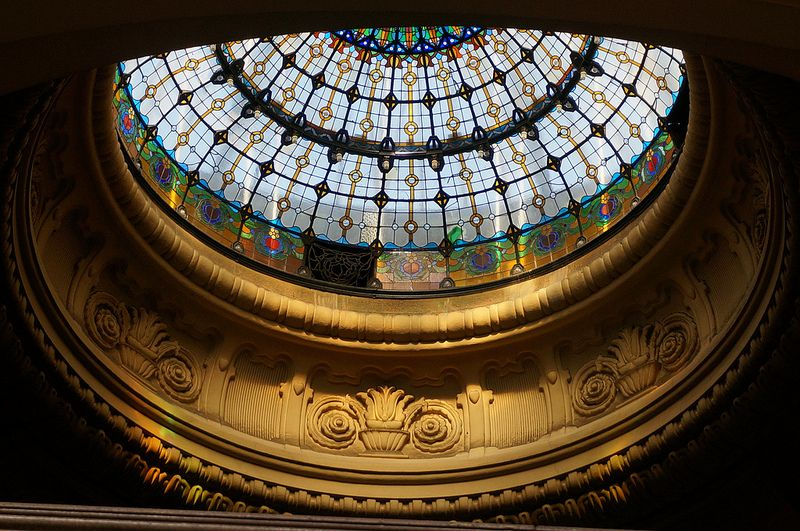 Budapest Art Nouveau   Flickr - Photo Sharing!