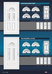 Kömmerling Plastic Entrance Door 3- Kömmerling Plastic Entra …