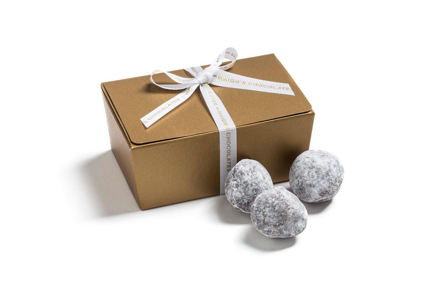 Haigh's Chocolates –Dark Champagne Truffles