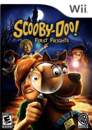 Scooby Doo First Frights Nintendo Wii Game Dengan Gambar
