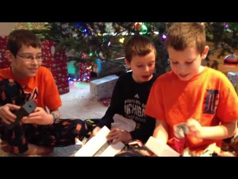 Kids Tearing Open Their Christmas Gifts Priceless Reactions