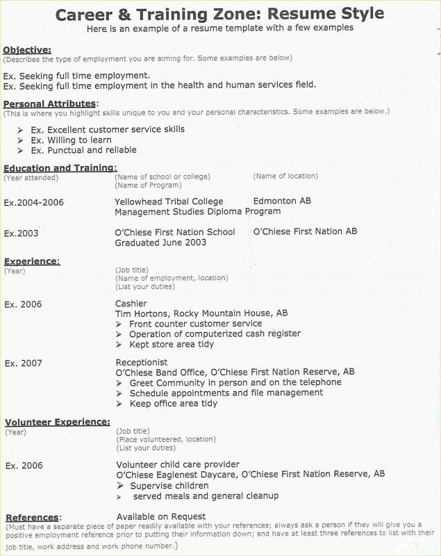 Personal Attributes For Resume Letter Of Recommendation For Students  Template  Pinterest .