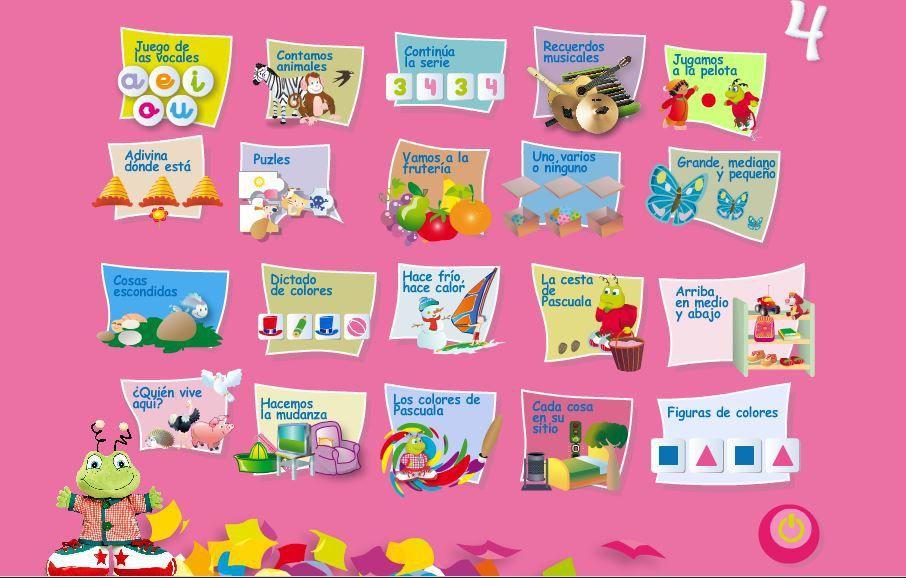 Mas De 20 Juegos Interactivos Educativos Para Ninos De 4 Anos Haz