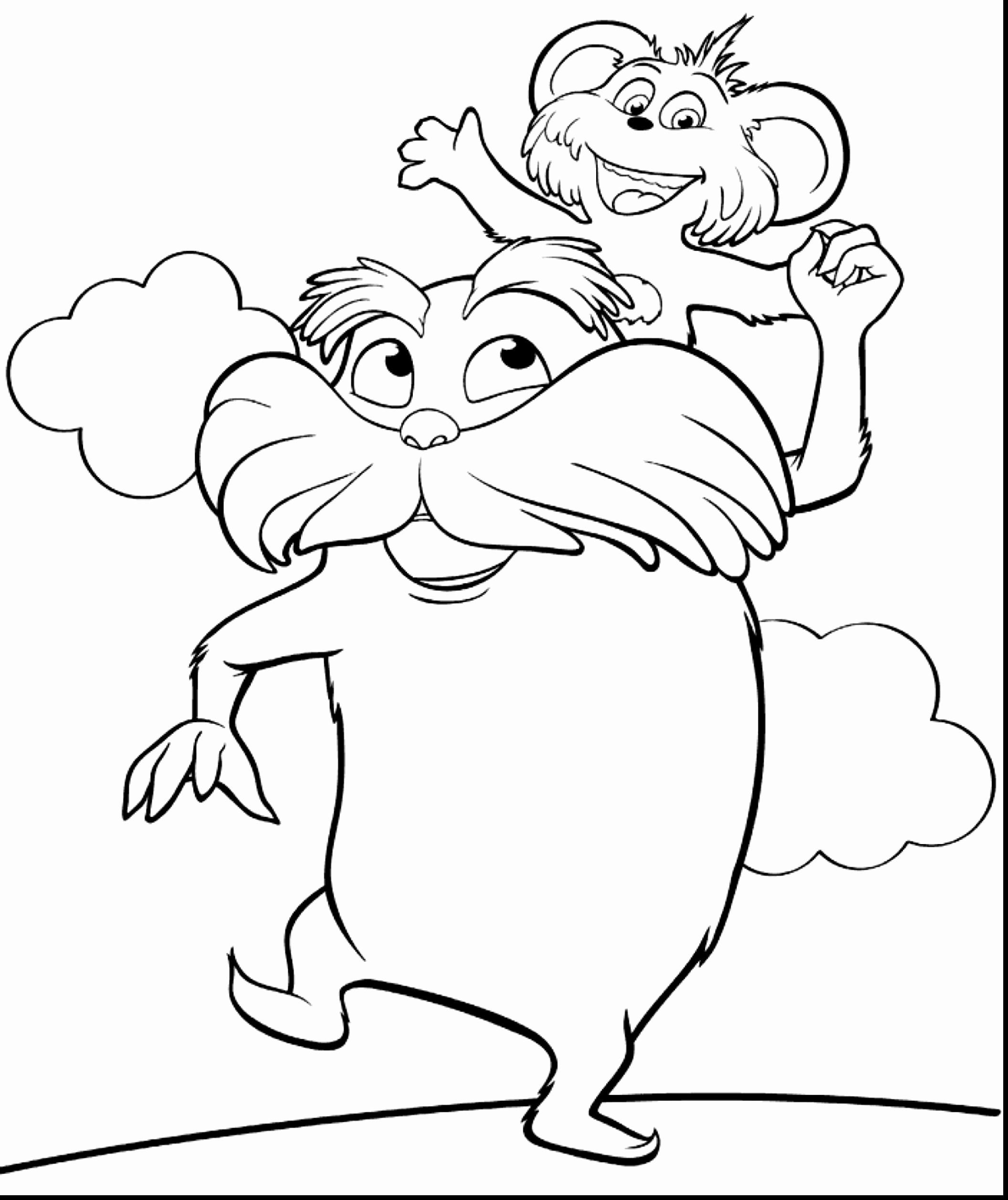 Fox In Socks Coloring Page Lovely Sock Coloring Page At Getcolorings In 2020 Dr Seuss Coloring Pages Panda Coloring Pages Valentines Day Coloring Page