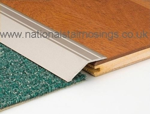 Ramp Transition Profile For Floors With 5 22mm Height Difference Flooring Floor Edging Wooden Floor Tiles