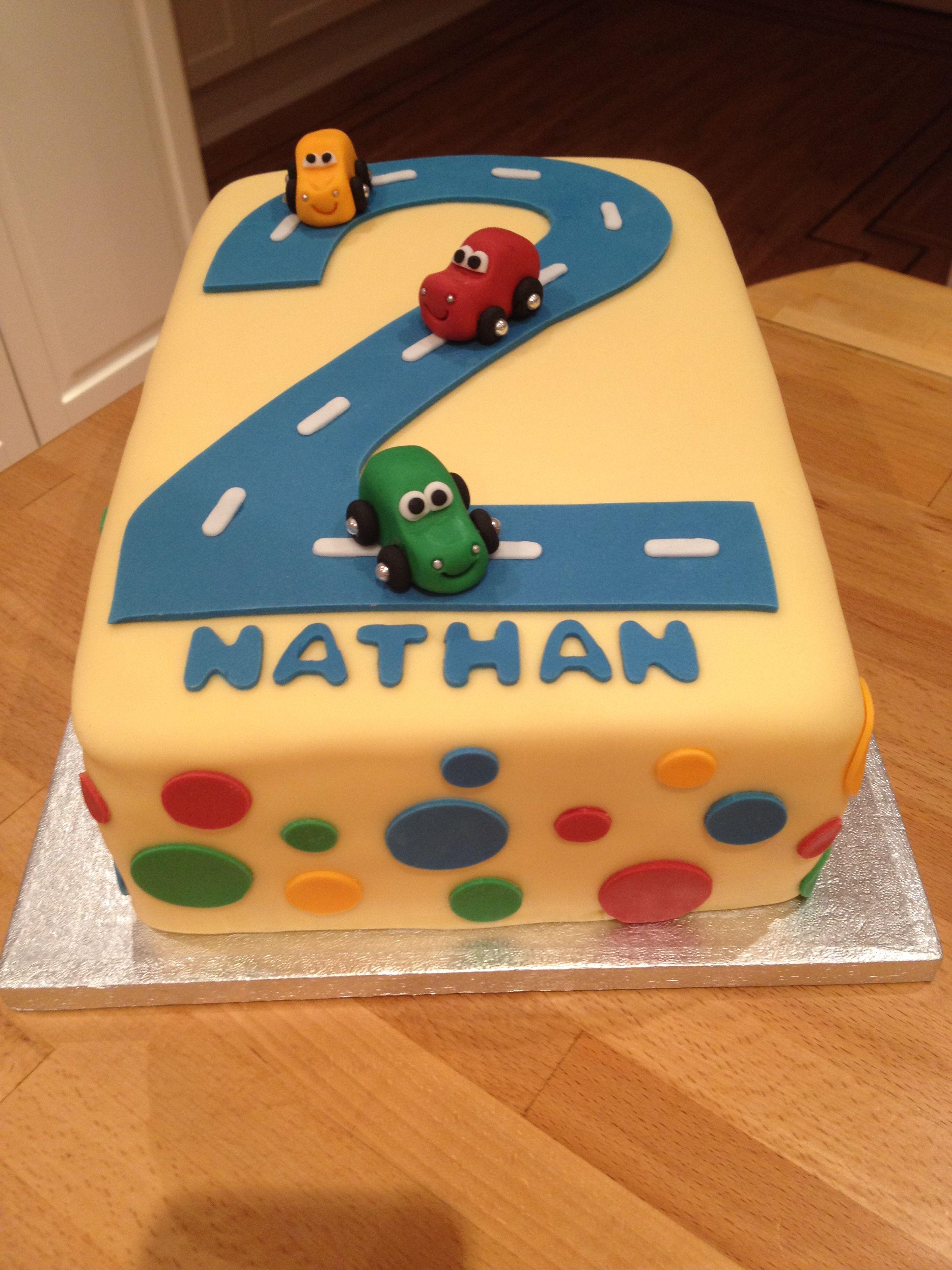 Racing Car Birthday Cake Bezzies Cakes Pinterest Birthday