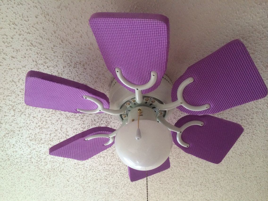 Child Safe Foam Ceiling Fan Blades