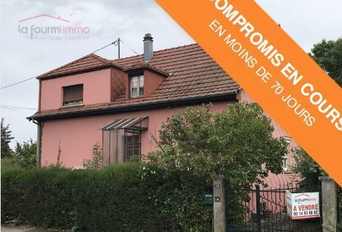 Compromis en cours En moins de 70 Jours  Soultz 68360 Maison  dépendances Vous aussi vendez rapidement au bon prix avec votre agent de proximité Rémy...