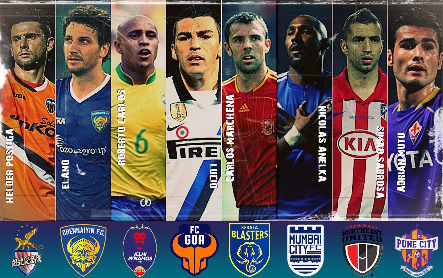 ISL 2015 (Indian super League) Live Streaming TV