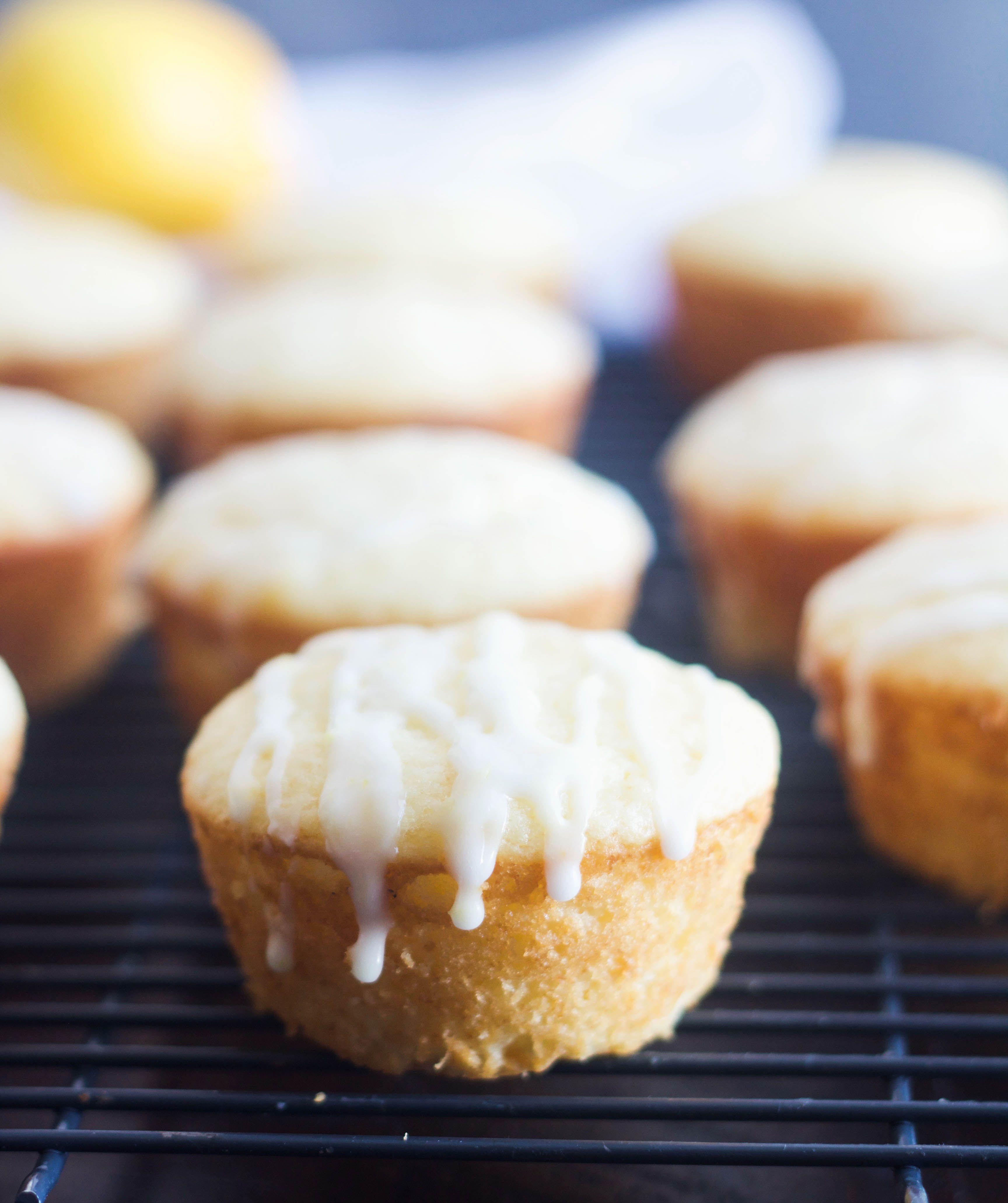 Lemon Sour Cream Muffins 5 Boys Baker Recipe Sour Cream Muffins Sour Cream Cooking And Baking