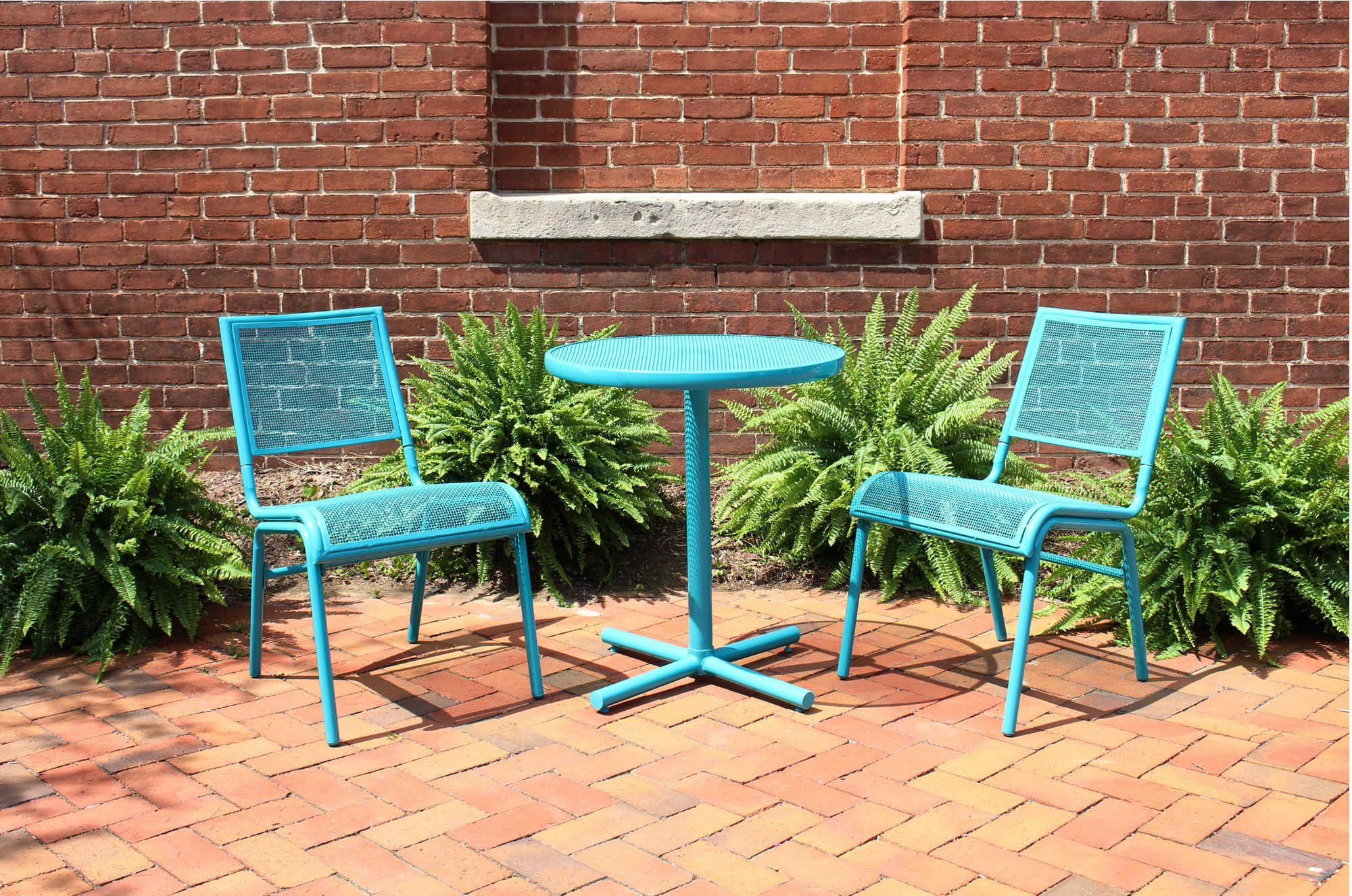 Bixby 3 Piece Bistro Dining Set   Products   Pinterest