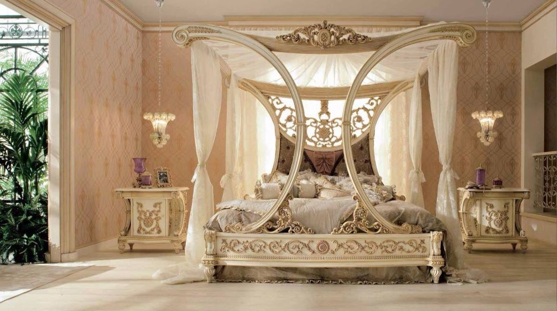 High Quality Ladies Bedroom, Bedroom Sets, Romantic Bedrooms, Beautiful Bedrooms, Luxury  Bedrooms, Amazing Beds, Shabby Chic Interiors, Poster Beds, Furniture Design