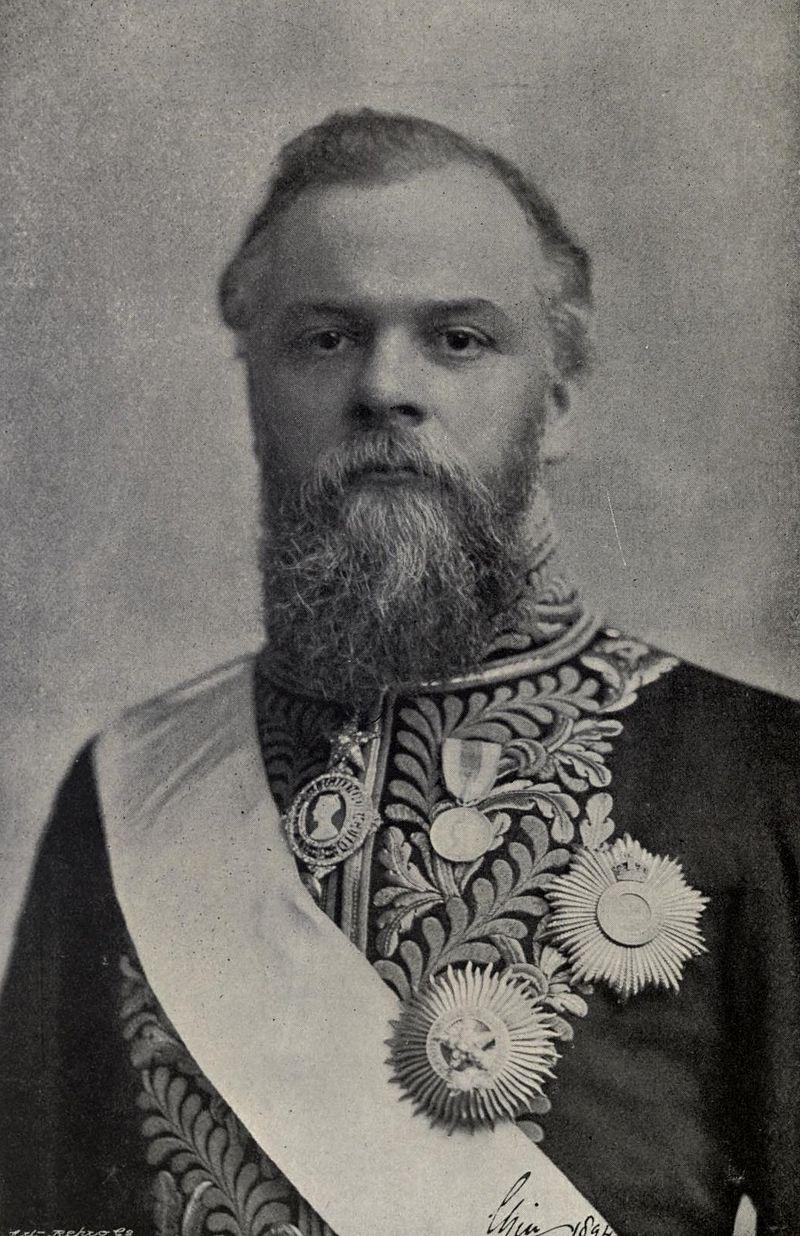 Victor Alexander Bruce, 9th Earl of Elgin, 13th Earl of