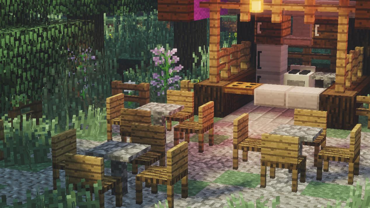 Minecraft Christmas Update 2020 MrCrayfish's Furniture Mod v3.6   The Christmas Update