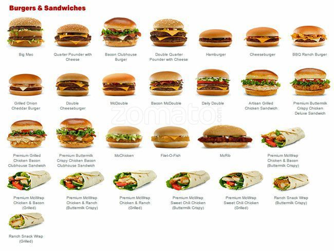Mcdonald 39 S Express Menu Menu For Mcdonald 39 S Express Bensonhurst Mcdonald Menu Cheddar Burger Ranch Burgers