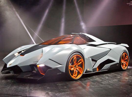 Charmant Forget The Batmobile, Meet The Lamborghini Egoista