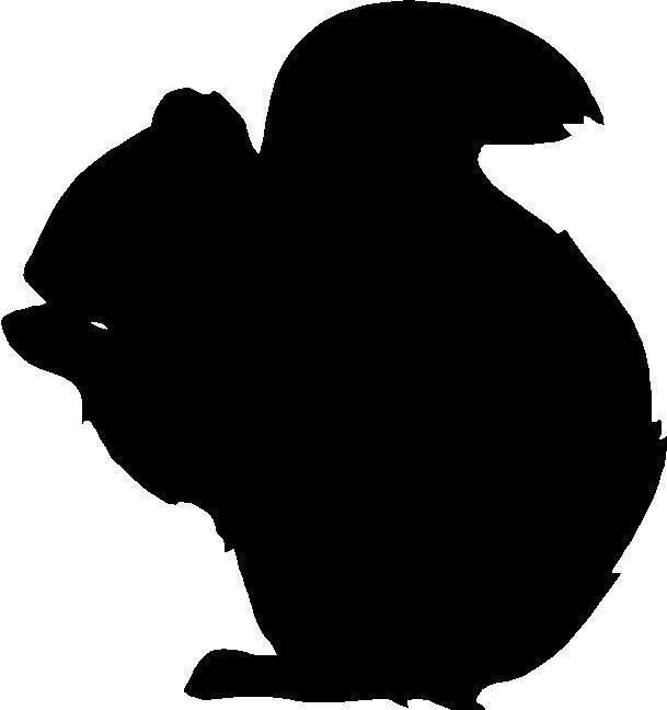 squirrel-silhouette-il_fullxfull.163509718.jpg (609×648 ...