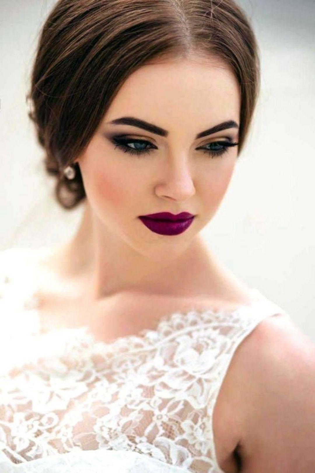 8 Memorable Wedding Makeup Ideas for Beautiful Bride  Natural