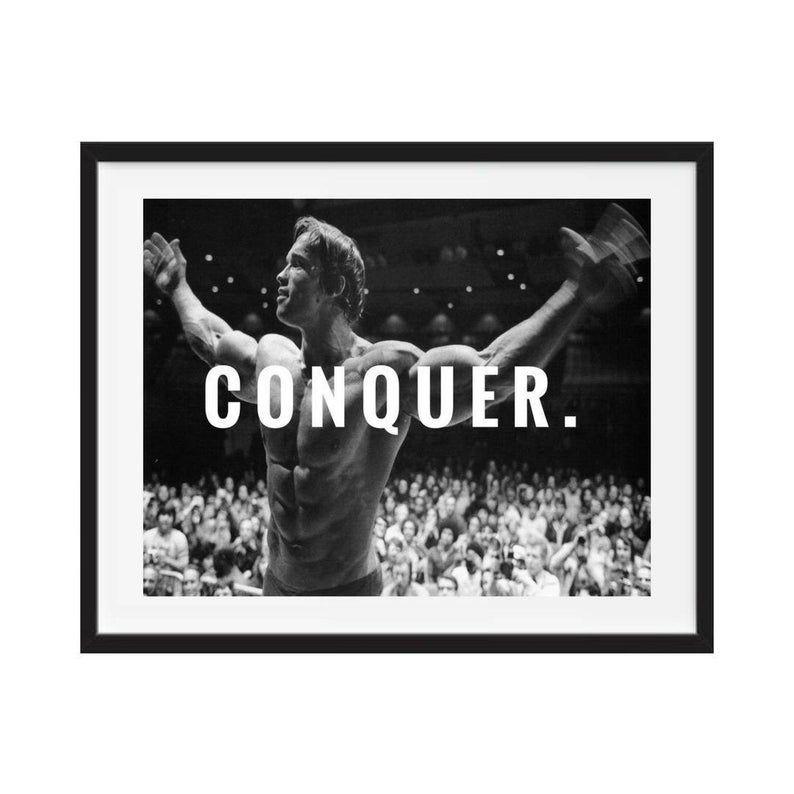 Arnold Schwarzenegger, Body builder, Gym art, Motivation, Wall Poster, wall art, Body Building, Wall Poster Prints, Yoga art, Gym, Poster