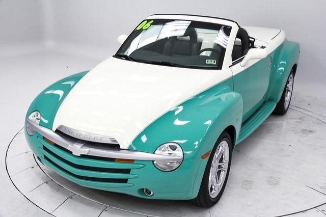 Chevy SSR convertible pick-up