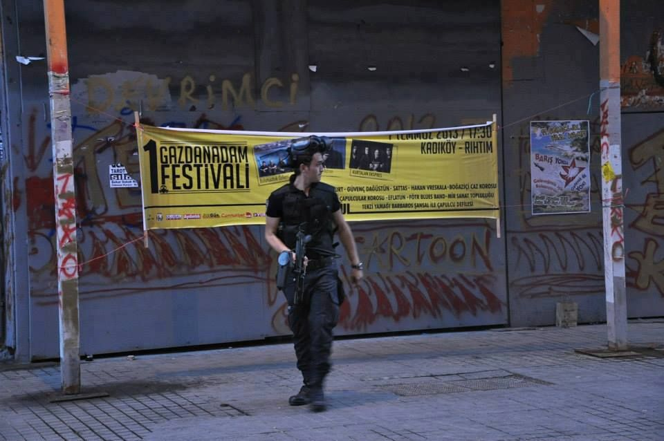 #occupyGEZI #gazdanadam