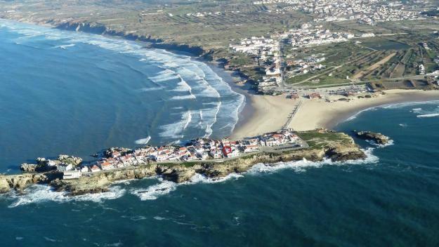 Baleal Peniche Portugal Roads Done Pinterest Portugal - Portugal map baleal
